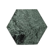 Bloomingville - Marmor-Platte Hexagon