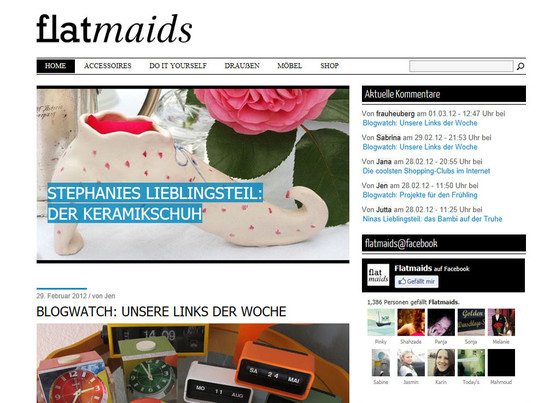 flatmaids, screenshot