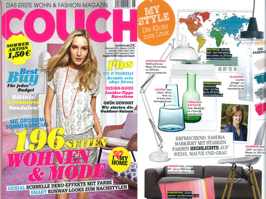 Couch Magazin 06 / 2012
