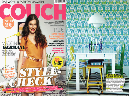 Presse Couch Nr. 6/2013, Magazin