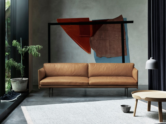 muuto - outline sofa Banner