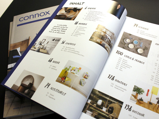 Der Connox Winterkatalog 2015/2016