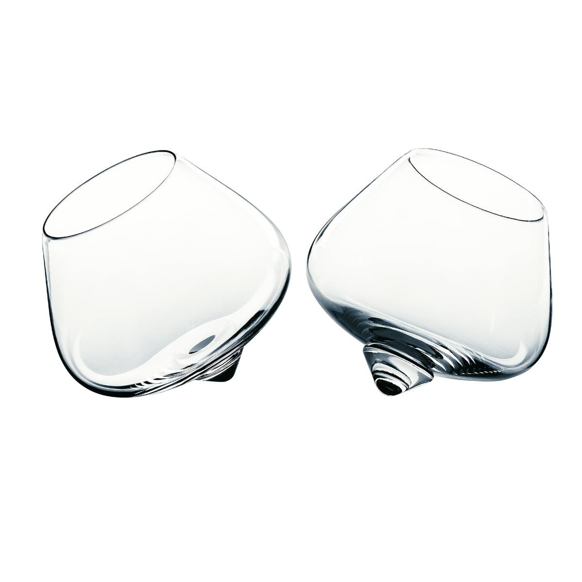 Cognac glass liqueur glass set