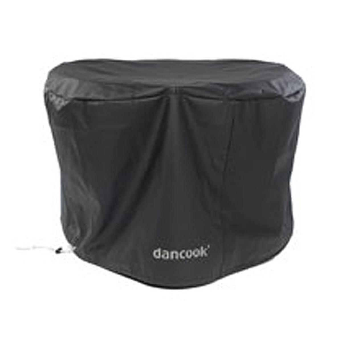Dancook - Wetterschutzhaube für 9000 Grill- und Feuerstelle | Garten | Schwarz | Dancook