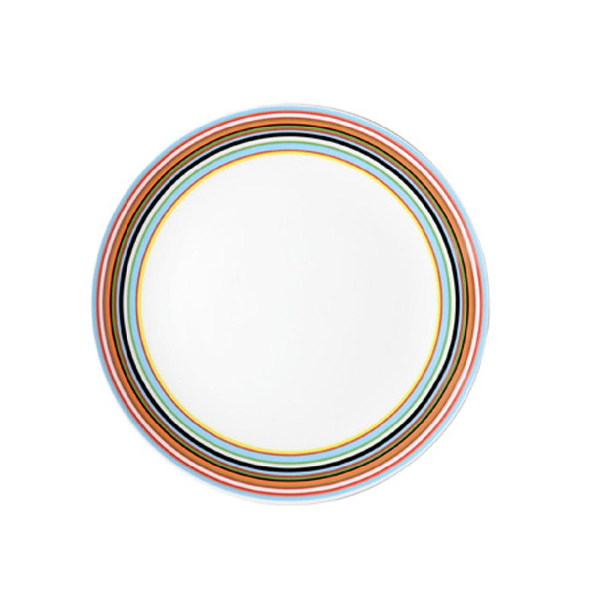 Iittala - Origo Teller Ø 20 cm, orange | Küche und Esszimmer > Besteck und Geschirr > Geschirr | Orange | Iittala