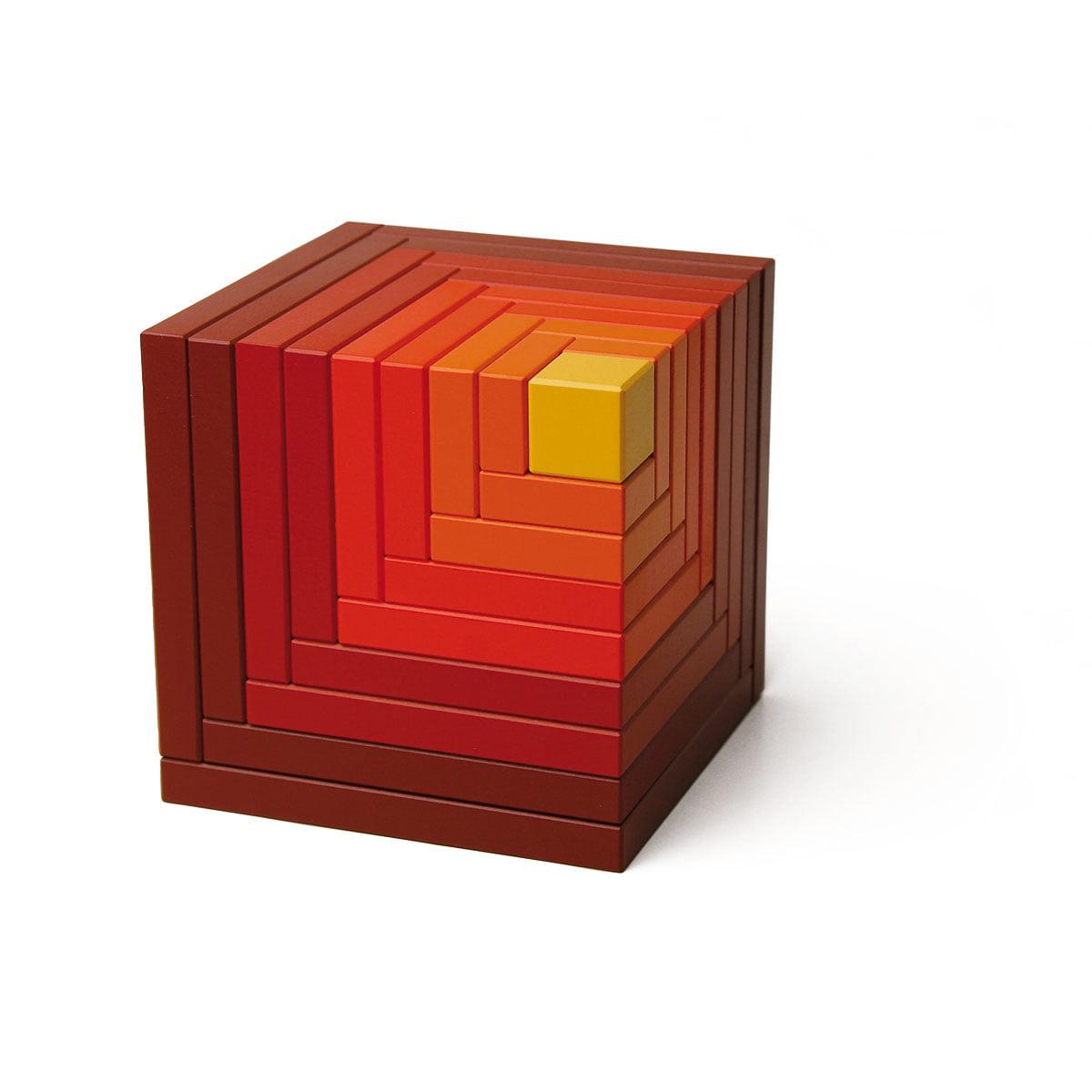 Naef Spiele - Cella Holzspielzeug, rot | Kinderzimmer > Spielzeuge > Holzspielzeuge | Rot | Holz | Naef Spiele
