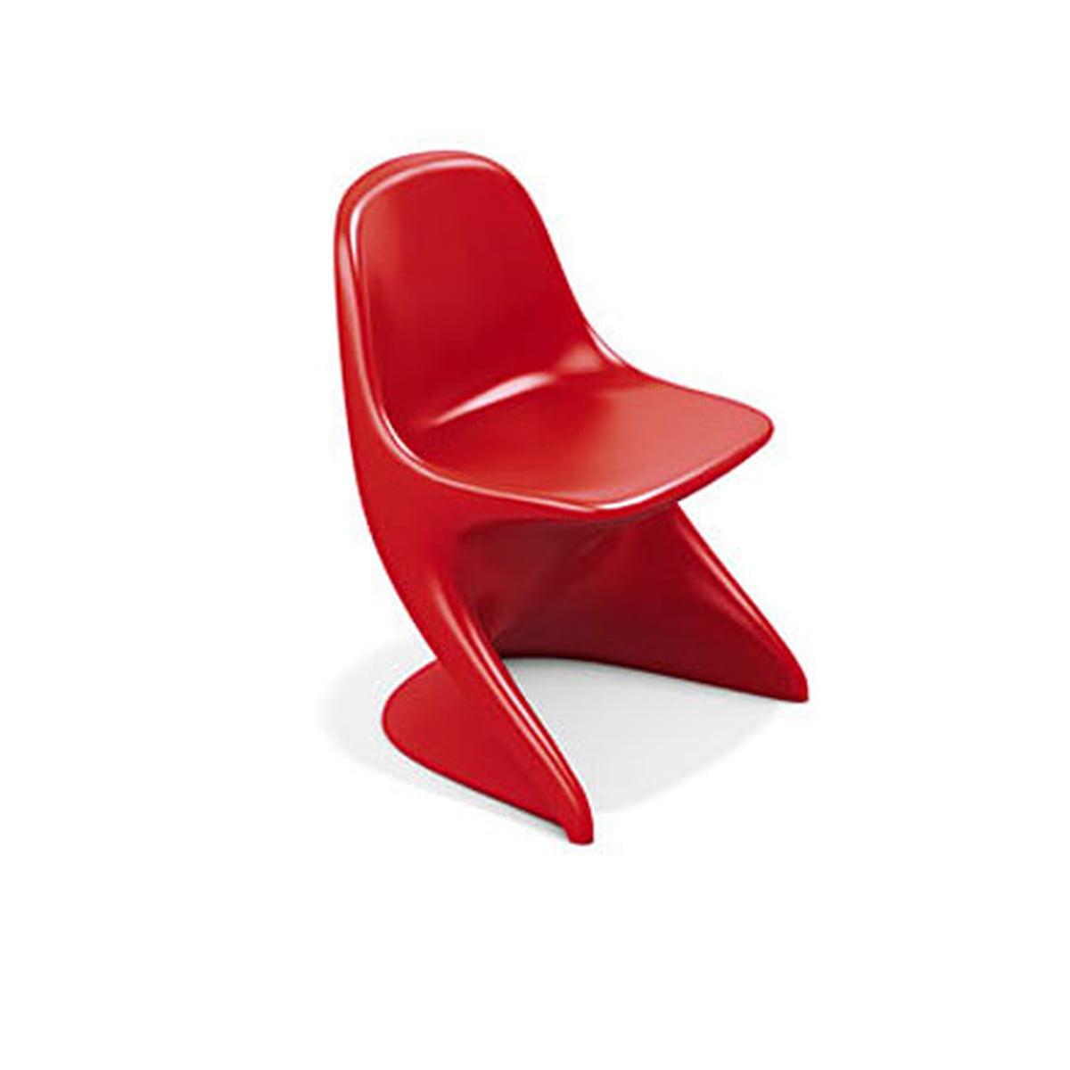 Casala - Casalino Junior Kinderstuhl 2000/00 rot | Kinderzimmer > Kinderzimmerstühle | Rot | Casala