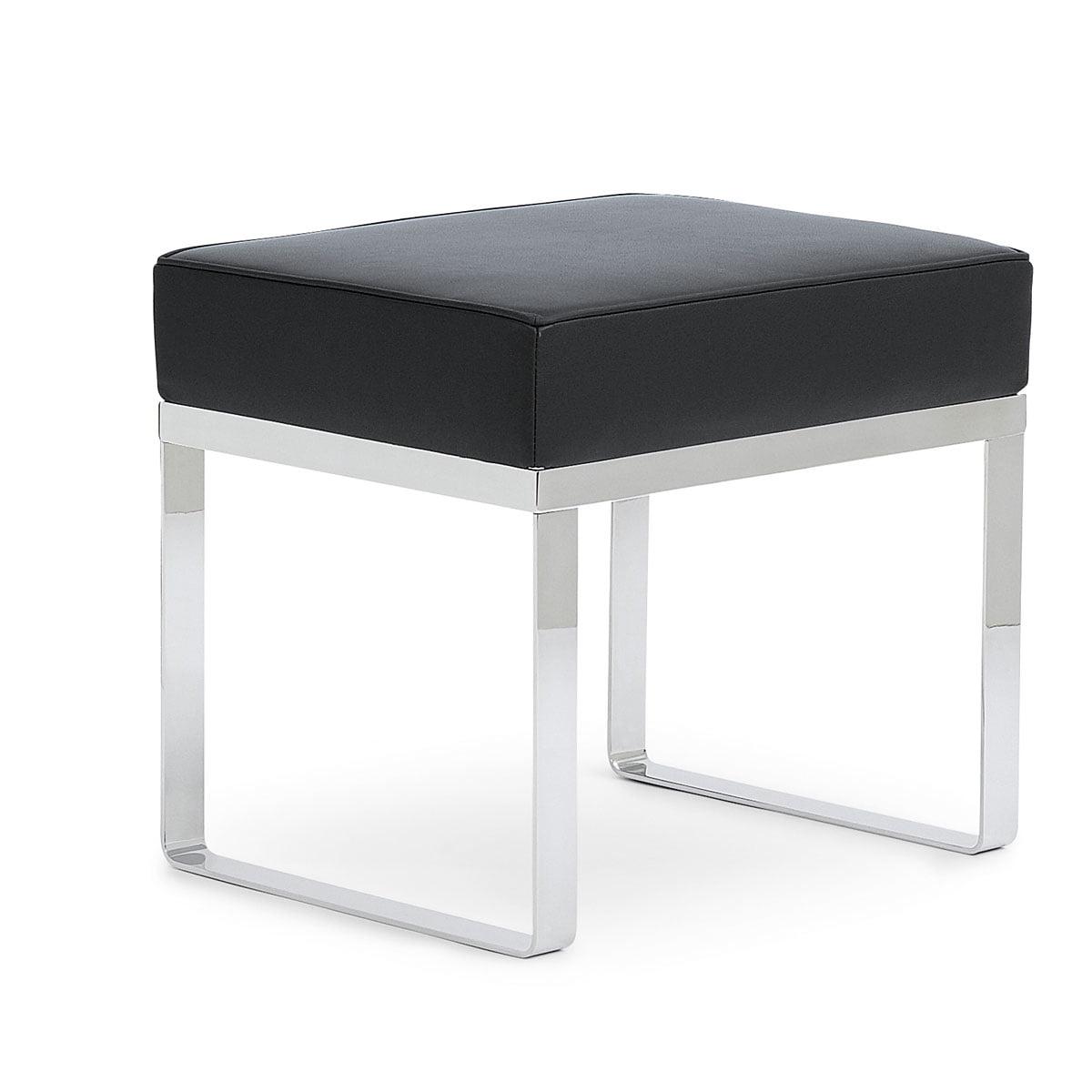 Leder Stahl Polyurethan Sitzhocker Online Kaufen Möbel
