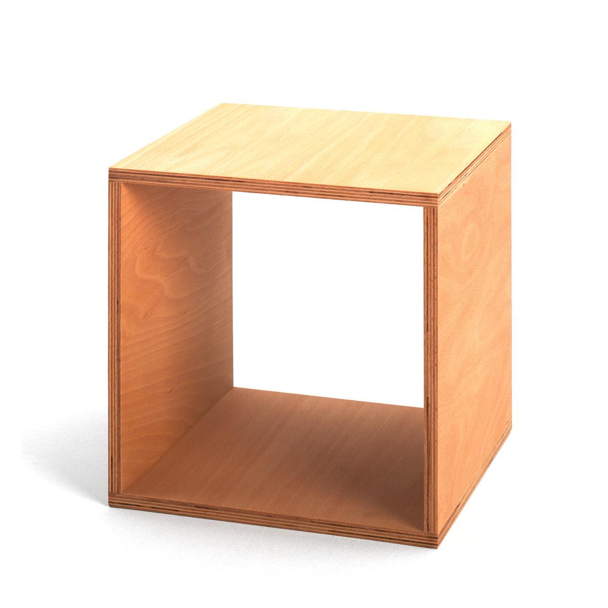 Tojo - cube Nachttisch | Schlafzimmer > Nachttische | Tojo