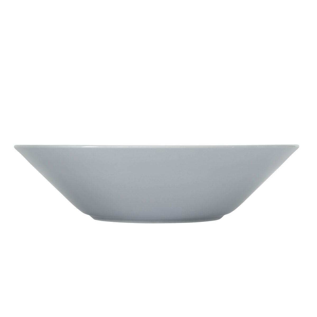 Iittala - Teema Schale / Teller tief Ø 21 cm, perlgrau | Küche und Esszimmer > Besteck und Geschirr | Perlgrau | Iittala