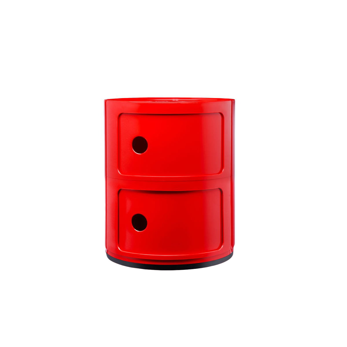 Kartell componibili 4966 rot