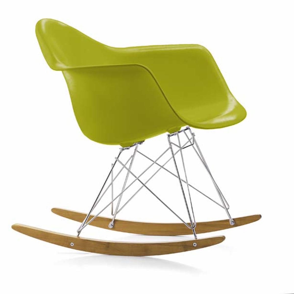 Plastic armchair rar senf