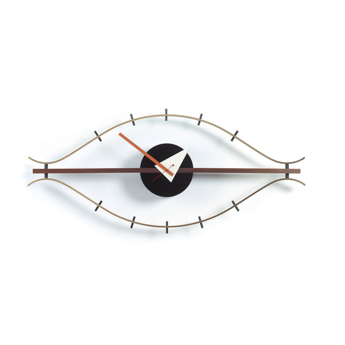 Vitra eye clock frei