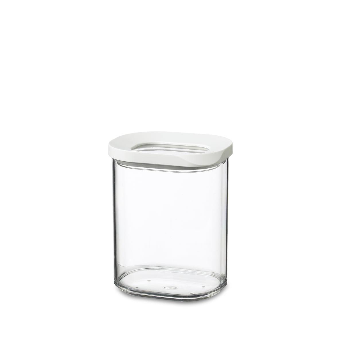 Rosti Mepal - Modula Vorratsdose, mini 375 ml, weiß | Küche und Esszimmer > Aufbewahrung | Weiß | San/polyethylen | Rosti Mepal