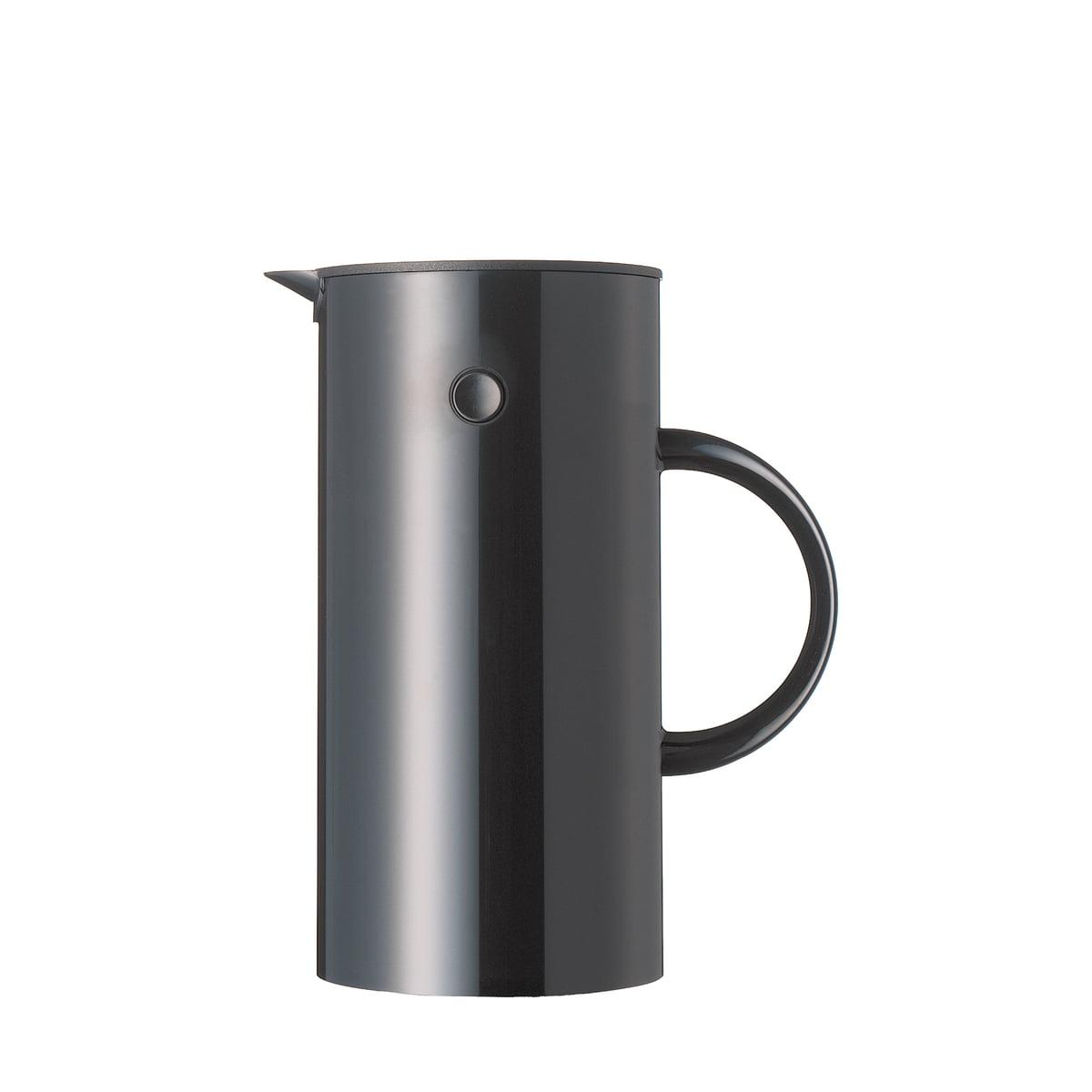 Stelton - Isolierkanne EM 77, 0,5 l, schwarz | Küche und Esszimmer > Besteck und Geschirr > Kannen und Wasserkessel | Stelton
