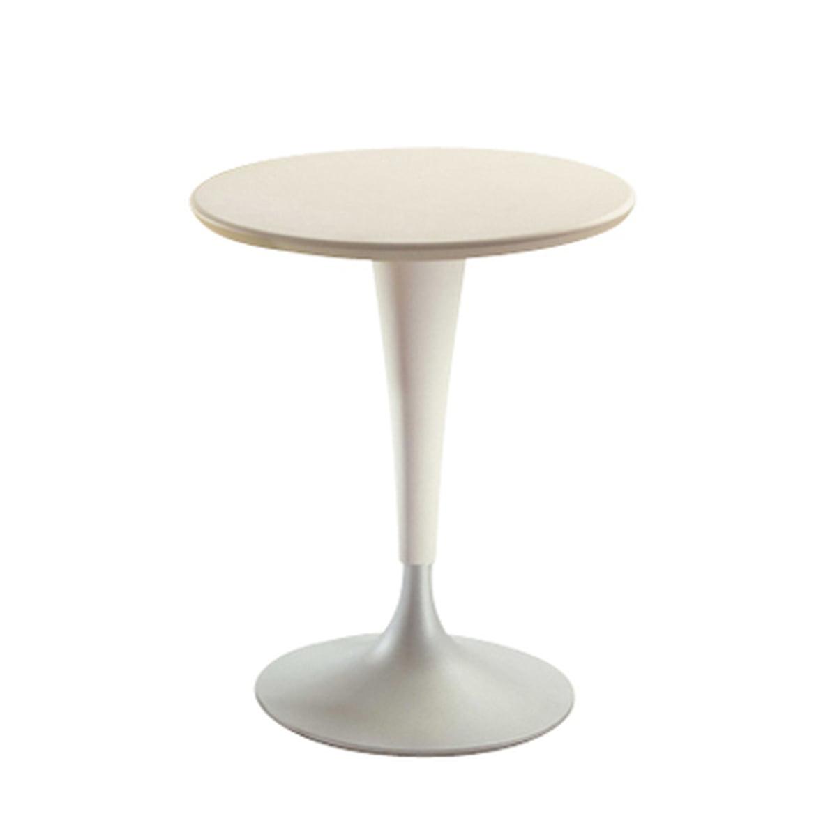Kartell - Dr. Na Bistrotisch, wachsweiß | Küche und Esszimmer > Bar-Möbel > Bar-Stehtische | Kartell