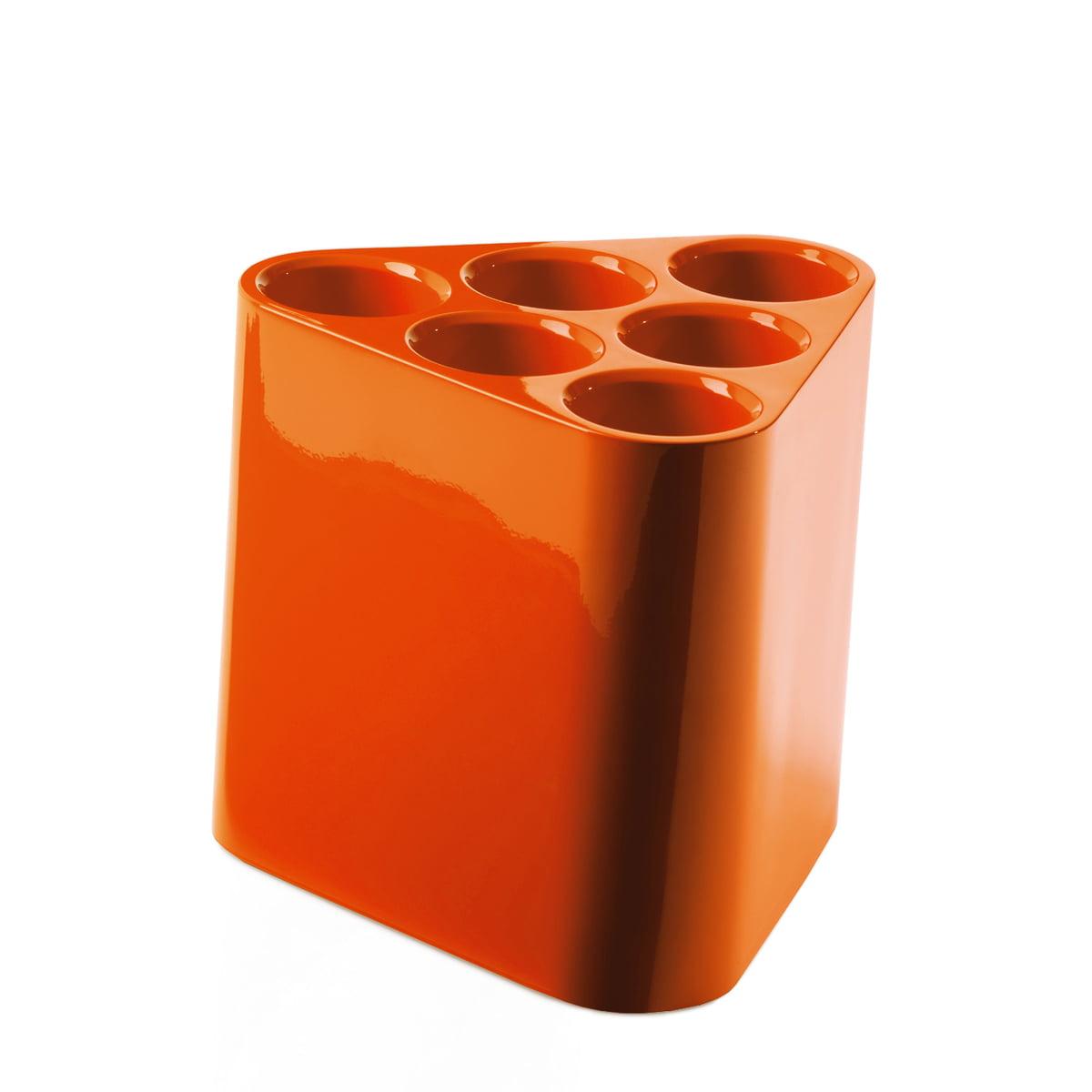 Magis - Poppins Schirmständer, orange | Flur & Diele > Schirmständer | Orange | Magis