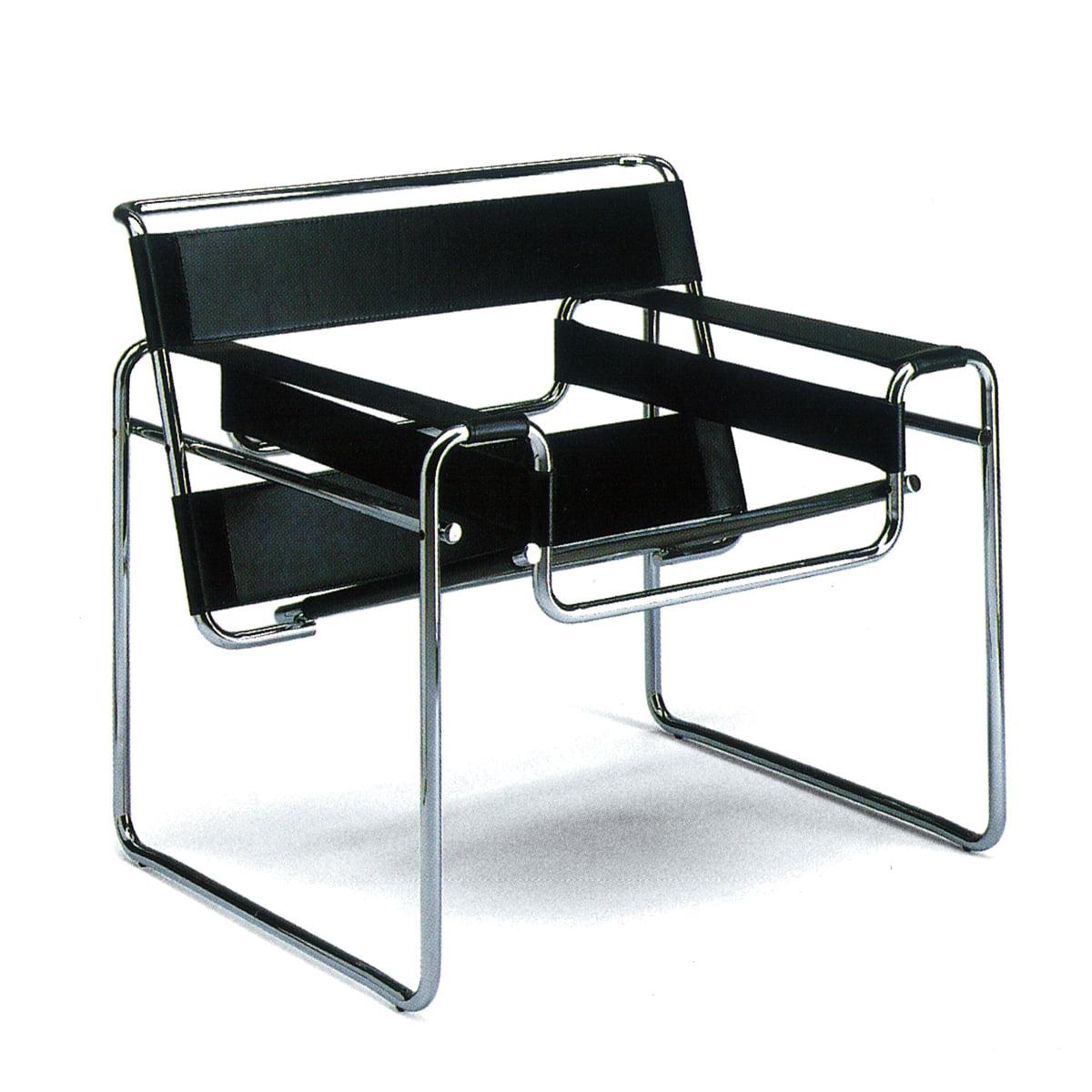 Wassily stuhl schwarz