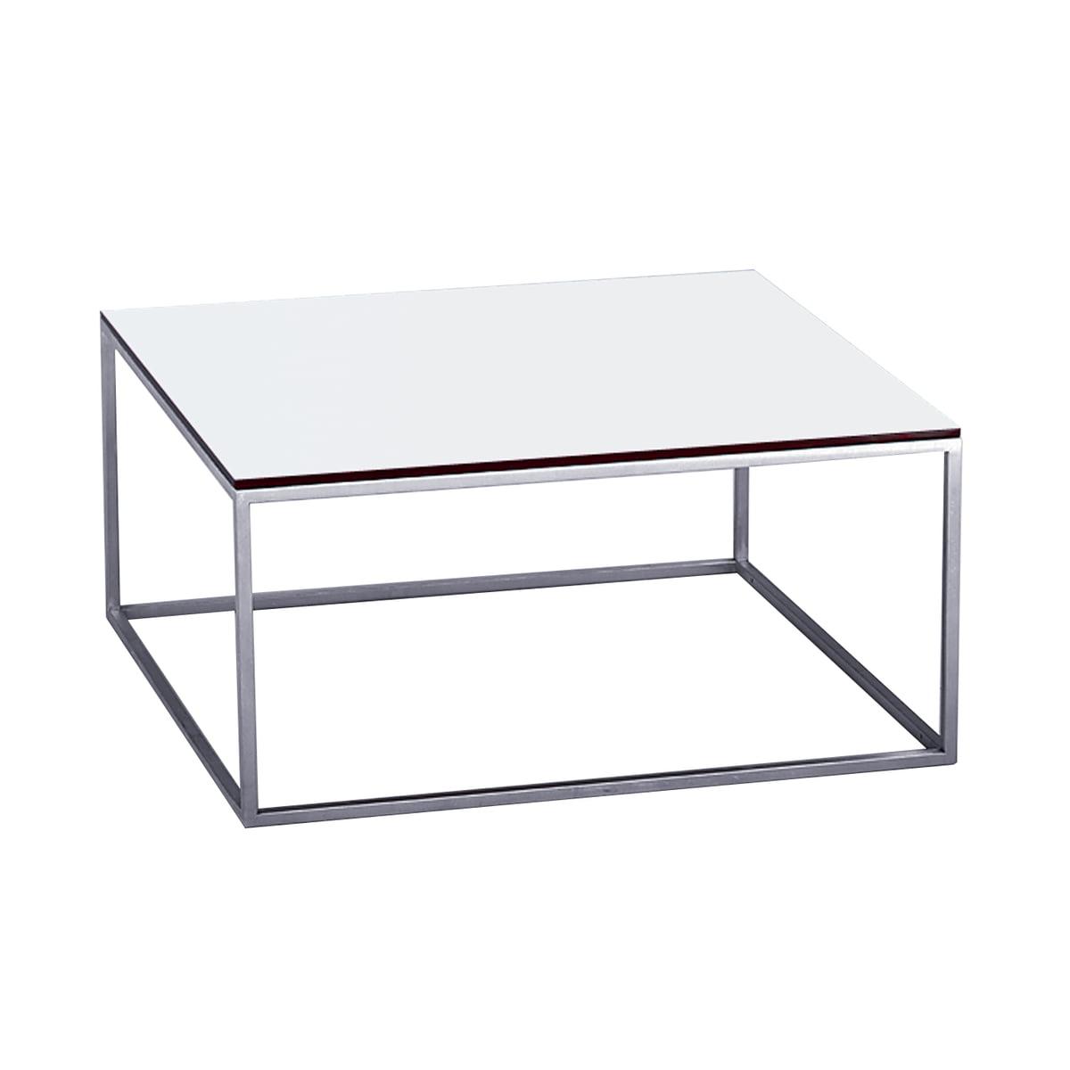 Weiss Tischgestell Edelstahl Geschliffen Couchtische Online Kaufen