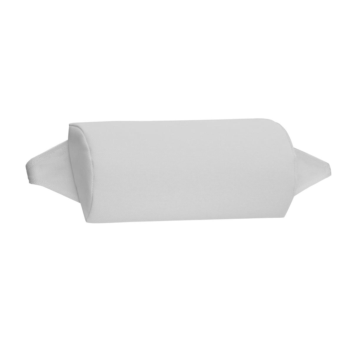 Fiam - Nackenrolle, weiß | Schlafzimmer > Kopfkissen > Nackenstützkissen & Nackenrollen | Weiß | Fiam