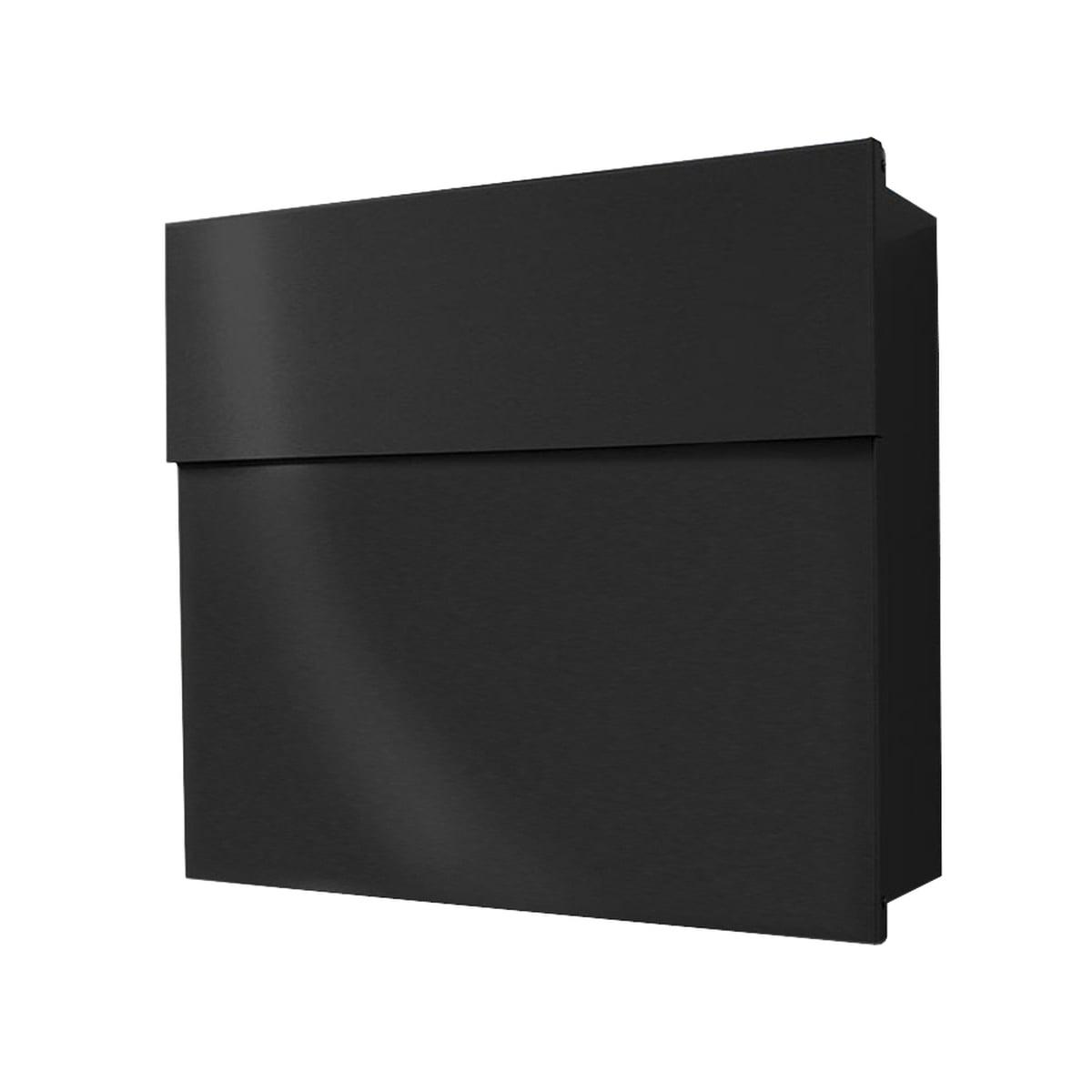 Radius Design - Briefkasten Letterman IV, schwarz | Baumarkt | Schwarz | Radius Design