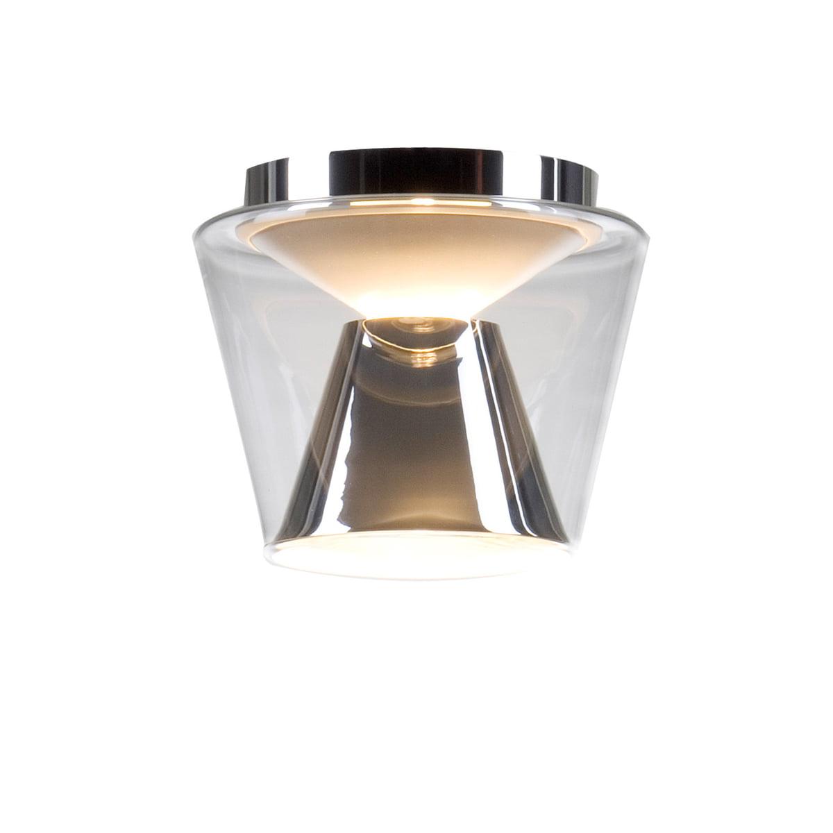 Büro & Schreibwaren Büromöbel Deckenleuchte Deckenlampe Wohnzimmer Lampe Spot Rund Glas Trio 6800011-01