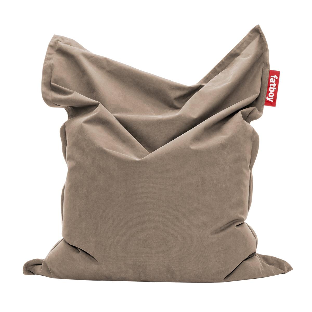 Fatboy - Original Sitzsack Stonewashed, sand | Wohnzimmer > Sessel > Sitzsaecke | Sand | Baumwolle| polystyrol | Fatboy