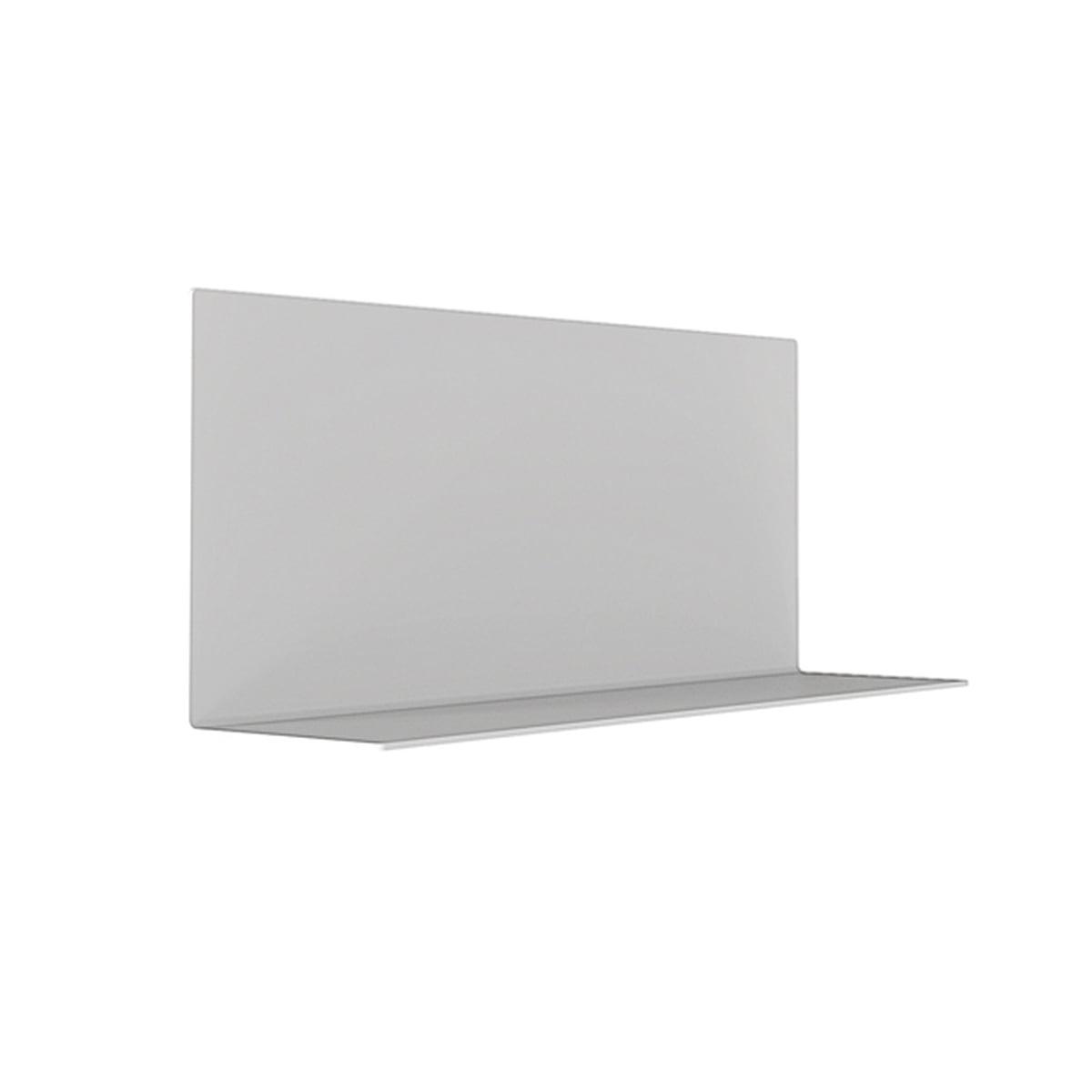 Frost - Unu Regalsystem, 250 x 600 x 150, weiß   Wohnzimmer > Regale   Weiß   Aluminium   Frost