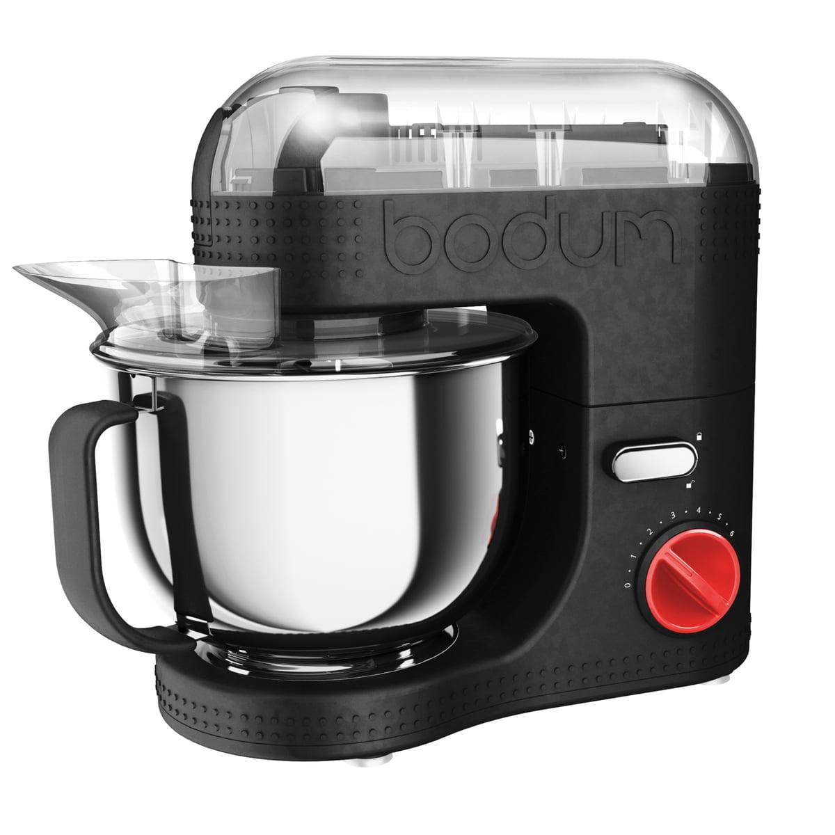 Bodum - Bistro elektrische Küchenmaschine 4 7 l  weiß   Küche und Esszimmer > Küchengeräte > Rührgeräte und Mixer   Bodum