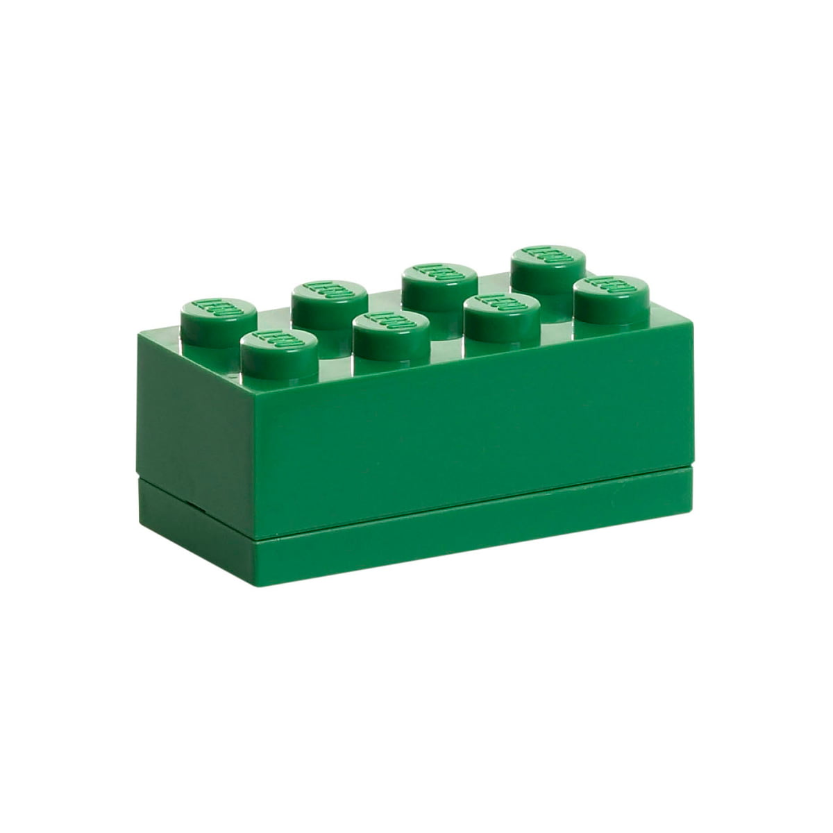 Lego - Mini-Box 8, dunkelgrün   Kinderzimmer > Spielzeuge > Sonstige Spielzeuge   Grün   Polypropylen   Lego