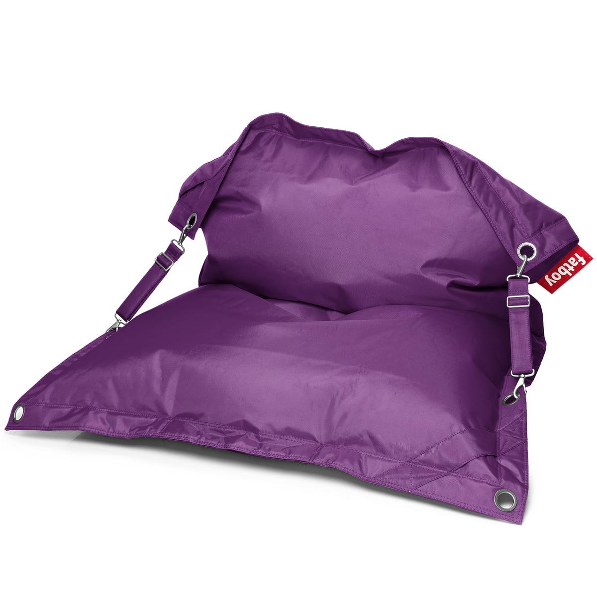 Fatboy - Buggle-up Outdoor-Sitzsack, violett | Garten > Gartenmöbel > Outdoor-Sitzsäcke | Violett | Fatboy