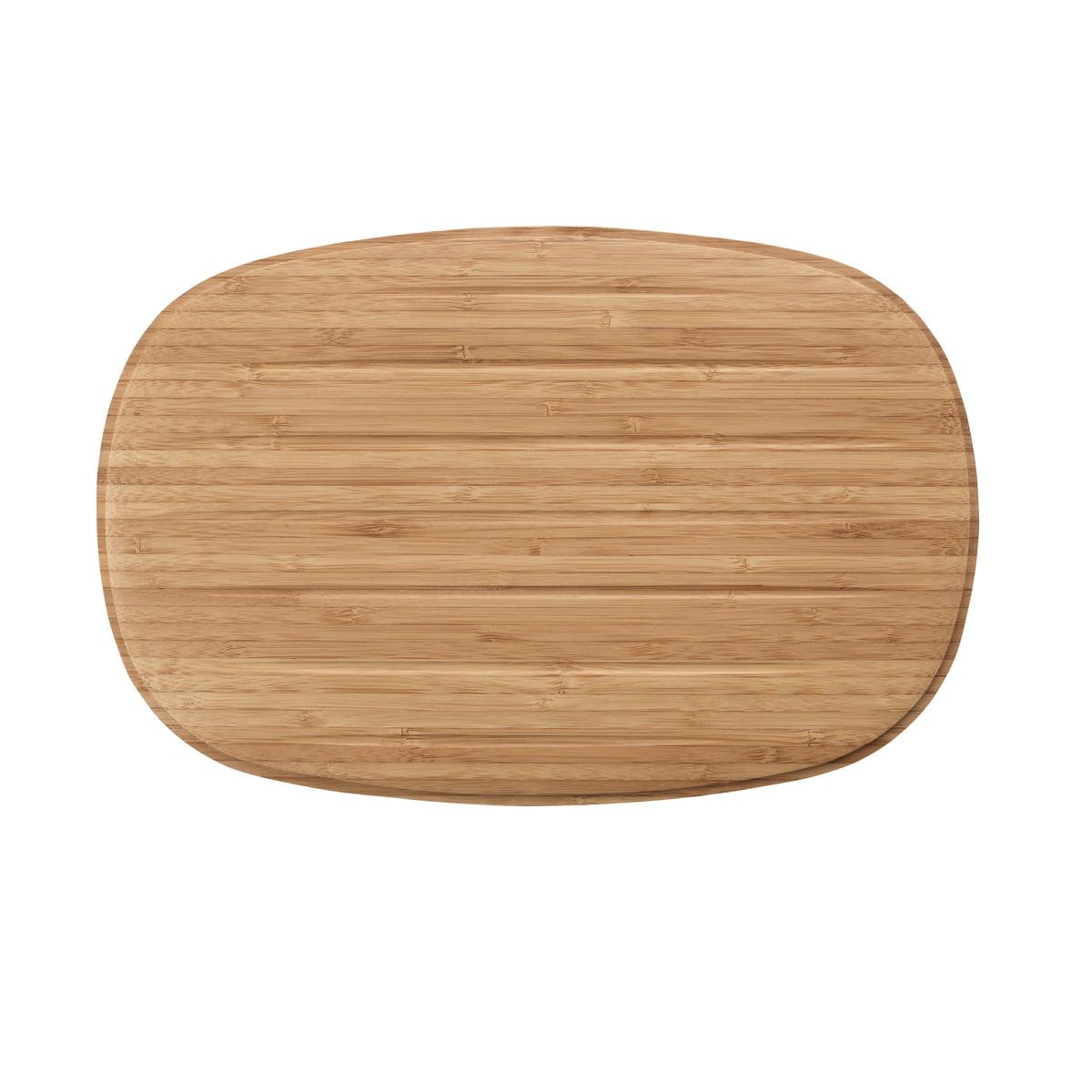 Rig-Tig by Stelton - Box-It Brotkasten, Ersatzdeckel   Küche und Esszimmer > Aufbewahrung > Brotkasten   Bambus natur   Bambus   Stelton