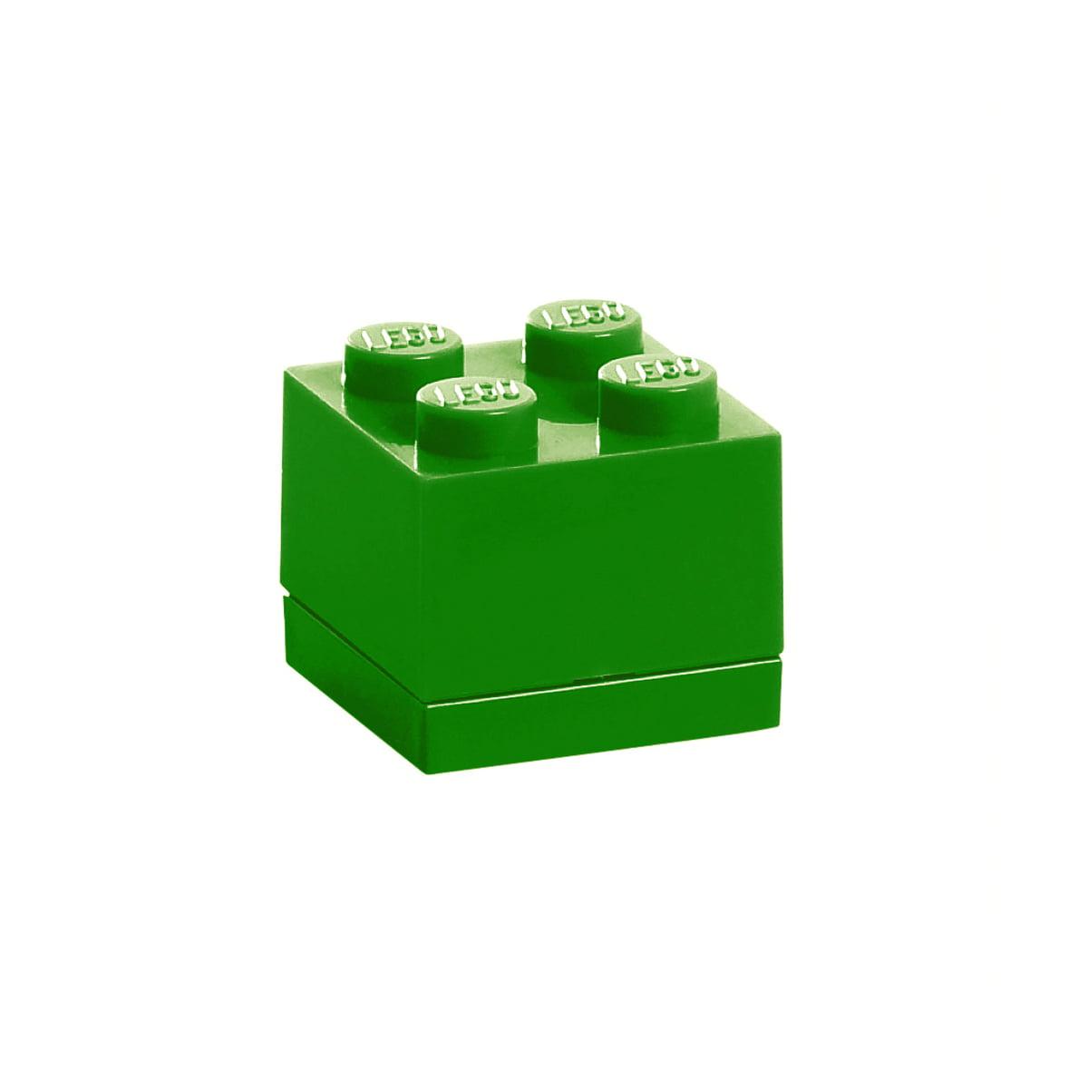 Lego - Mini-Box 4, dunkelgrün | Kinderzimmer > Spielzeuge > Sonstige Spielzeuge | Grün | Polypropylen | Lego