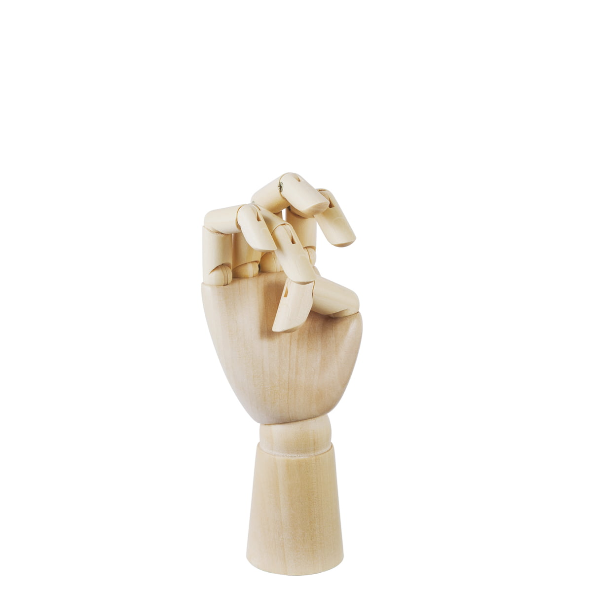 Wooden hand small