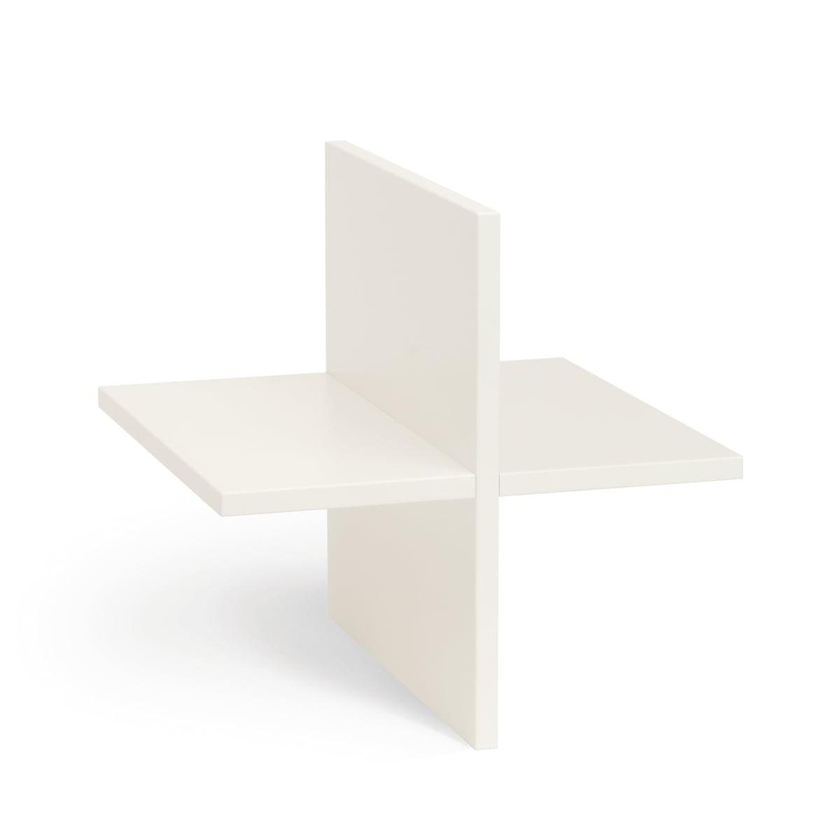 Flötotto Systemmöbel Flötotto - CD-Kreuz zum Regalsystem 355, Lack weiß | Wohnzimmer > Regale > Regalsysteme | Weiß | Holz -  lackiert | Flötotto Systemmöbel