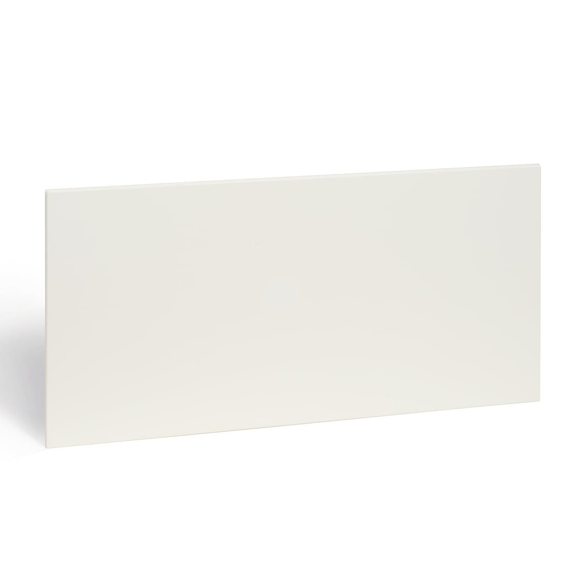 Flötotto Systemmöbel Flötotto - Rückwand zum Regalsystem 355, lang (L), Lack weiß | Wohnzimmer > Regale | Weiß | Holz -  lackiert | Flötotto Systemmöbel