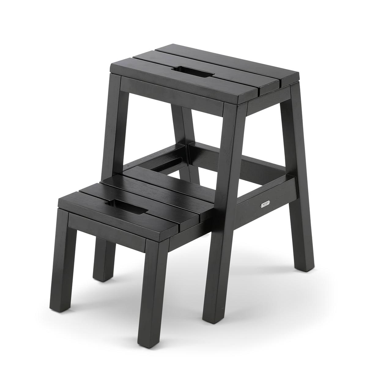Skagerak - Dania Trittleiter, schwarz | Baumarkt > Leitern und Treppen > Trittleiter | Schwarz | Skagerak
