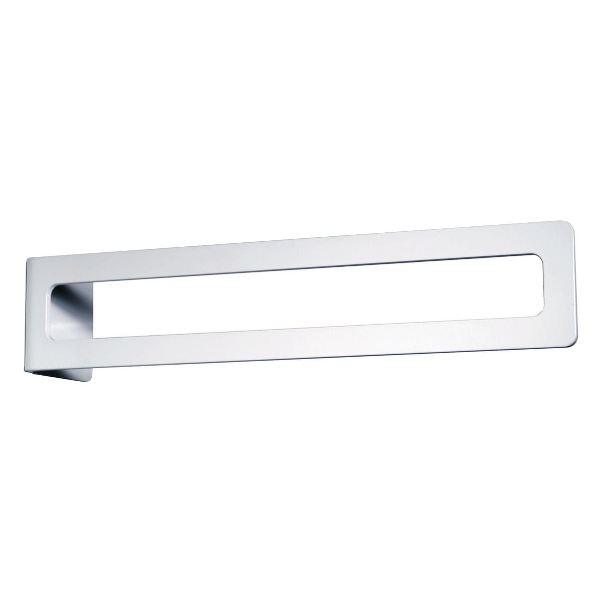 Radius Design - Puro Handtuchhalter (Waschbecken), weiß | Bad > Bad-Accessoires > Handtuchhalter | Weiß | Aluminium pulverbeschichtet | Radius Design