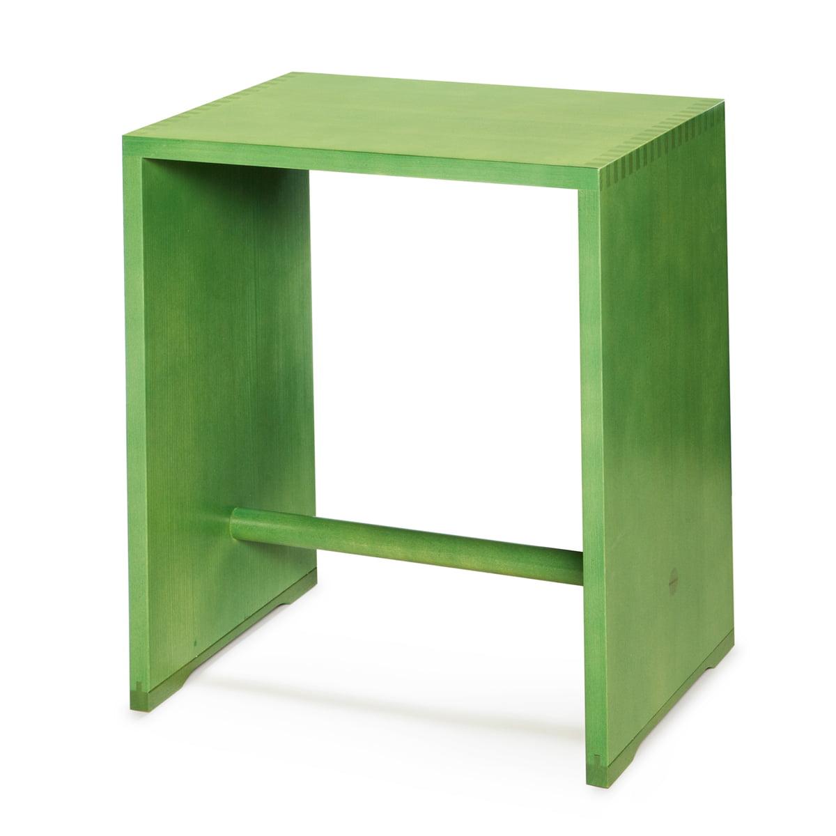 wohnbedarf projekt ag wb form - Ulmer Hocker, apfelgrün | Wohnzimmer > Hocker & Poufs > Sitzhocker | Apfelgrün | wohnbedarf projekt ag