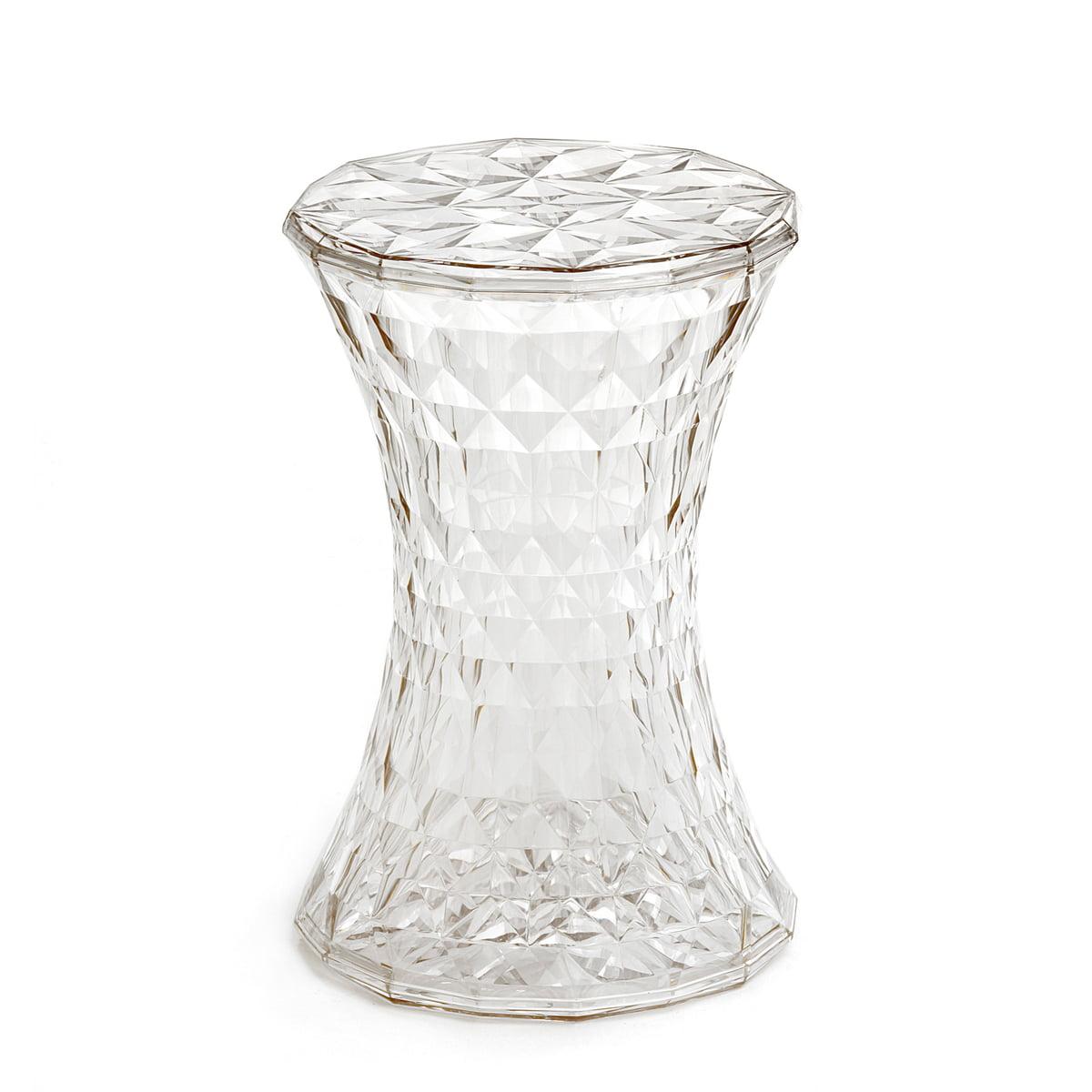 Kartell stone glasklar