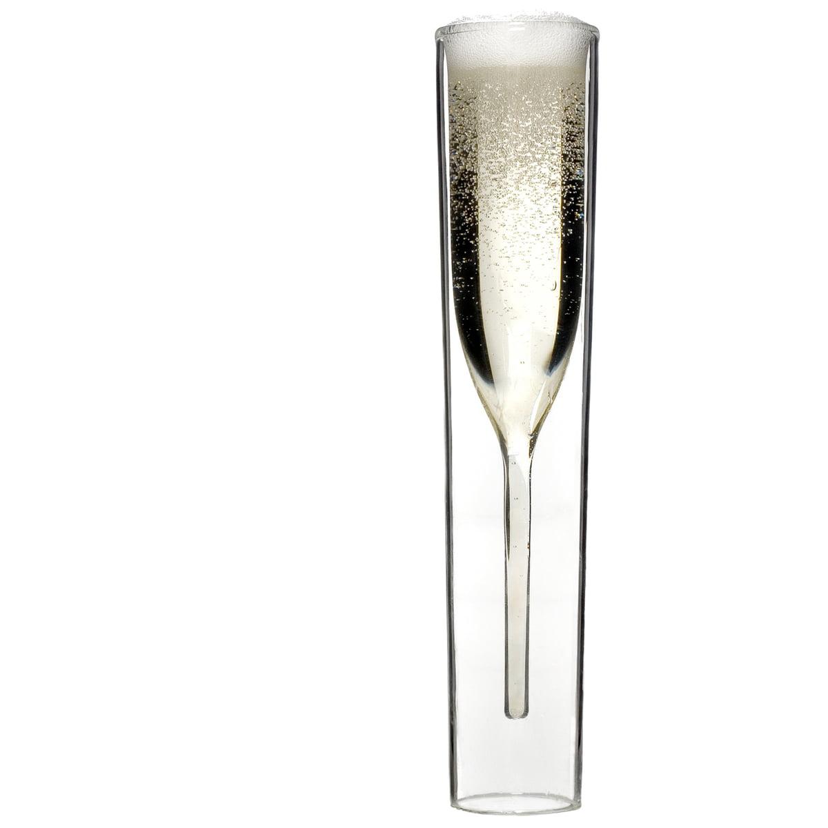 Charles & Marie - InsideOut Champagnerglas, 2er-Set | Küche und Esszimmer | Charles & Marie