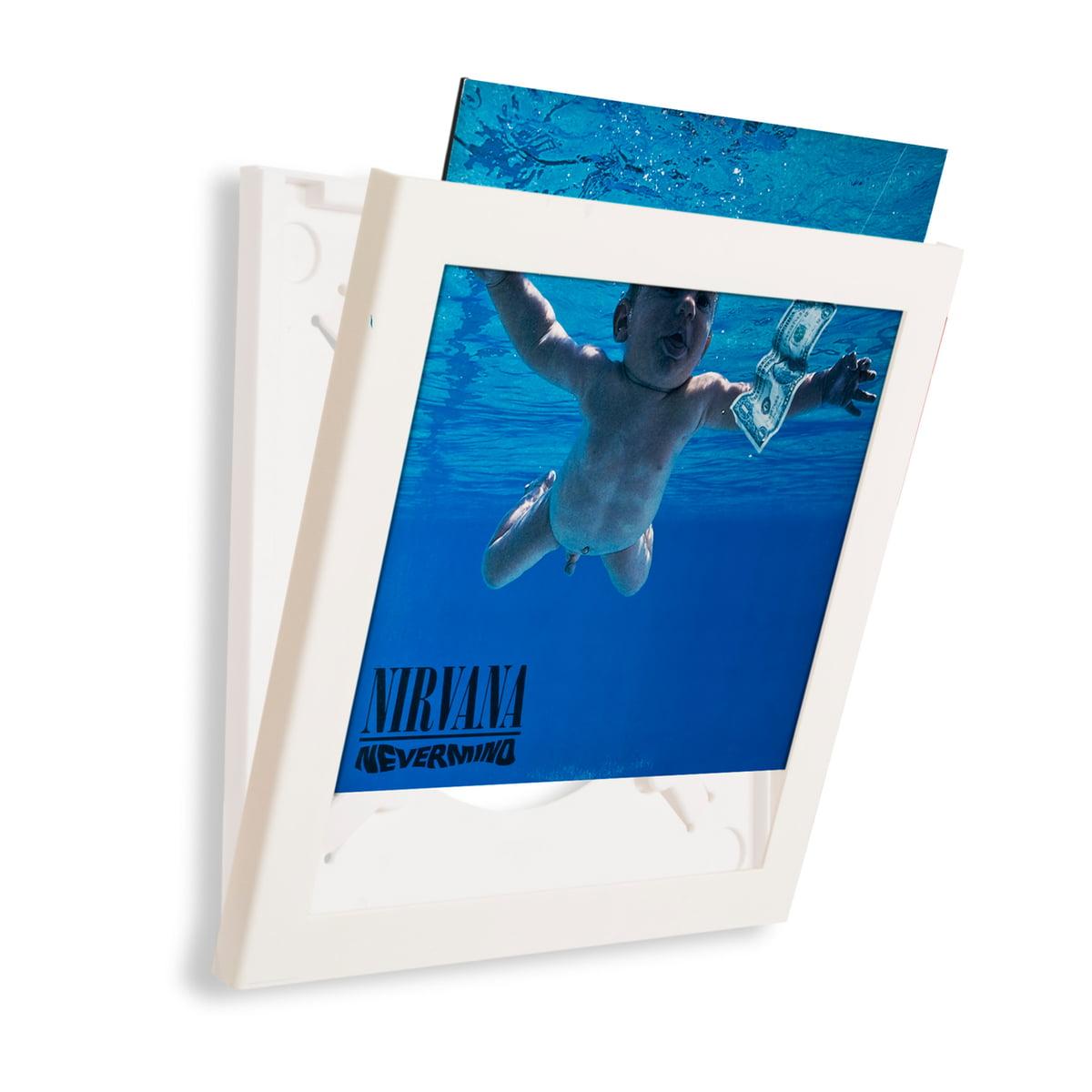 Art vinyl flip frame weiss 1er offen