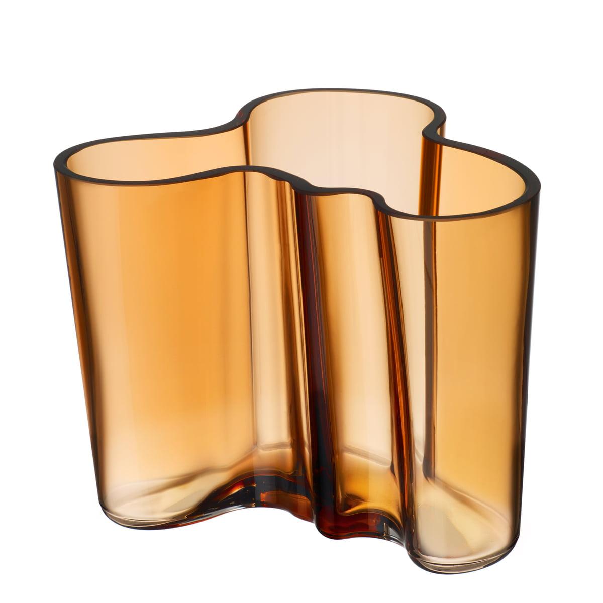Aalto vase 120mm desert