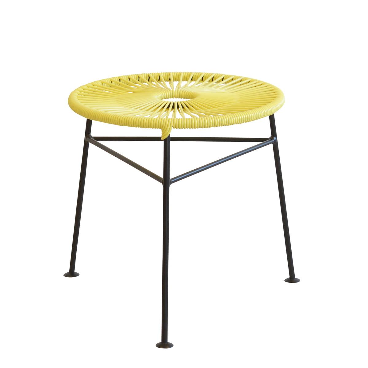 Centro stool gelb