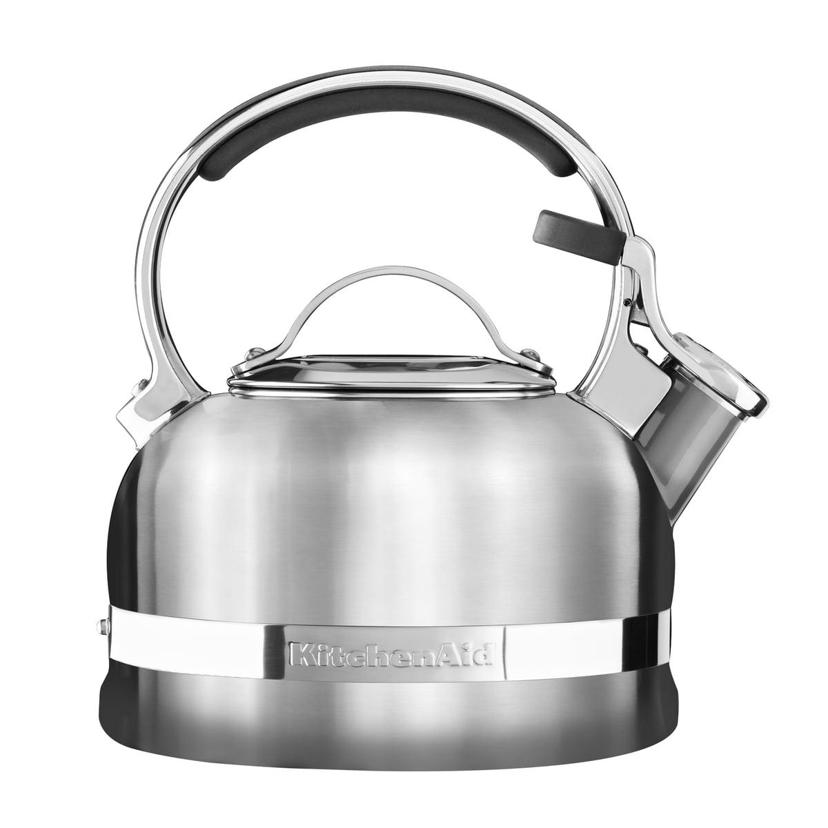 Kitchen Aid KitchenAid - Wasserkessel 1,9 l, Edelstahl | Küche und Esszimmer > Küchengeräte | Edelstahl | Edelstahl -  aluminium -  kunststoff | Kitchen Aid