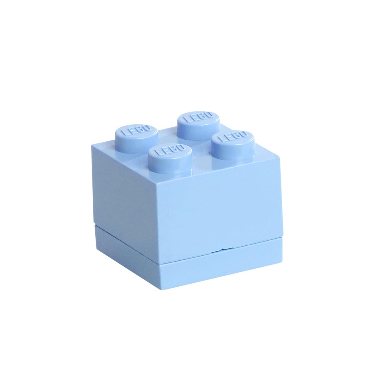 Lego - Mini-Box 4, hellblau   Kinderzimmer > Spielzeuge > Sonstige Spielzeuge   Lego