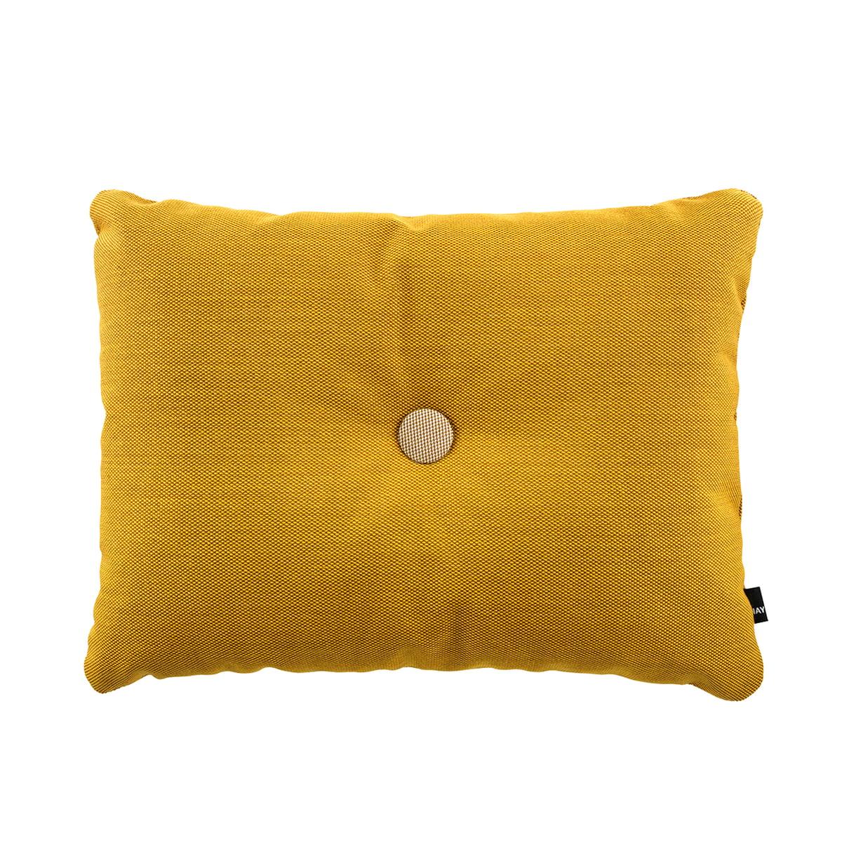 Hay kissen dot 45 x 60 cm steelcut trio golden yellow 453 neu