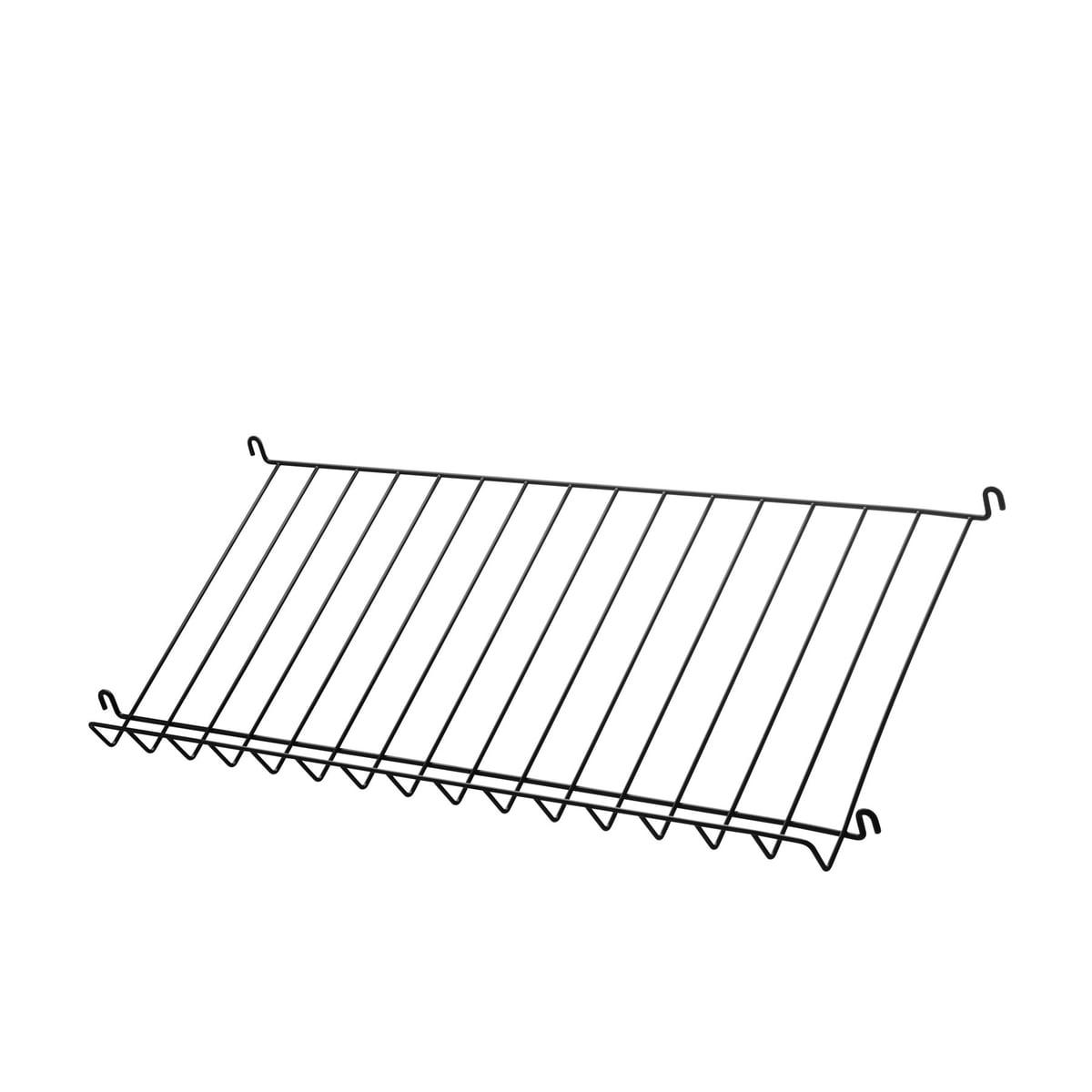 String magazine metall schwarz freisteller