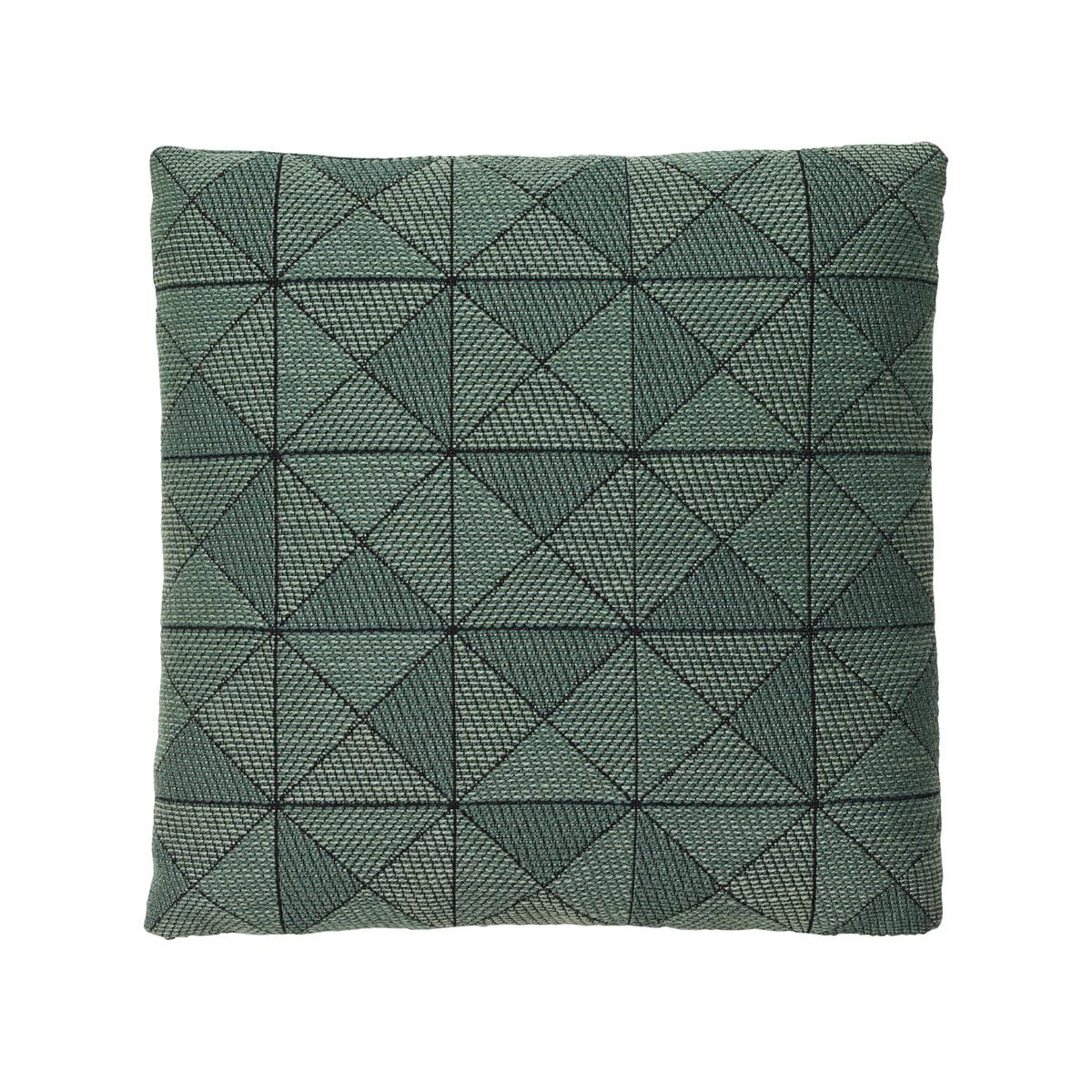 Muuto tiles cushion gruen