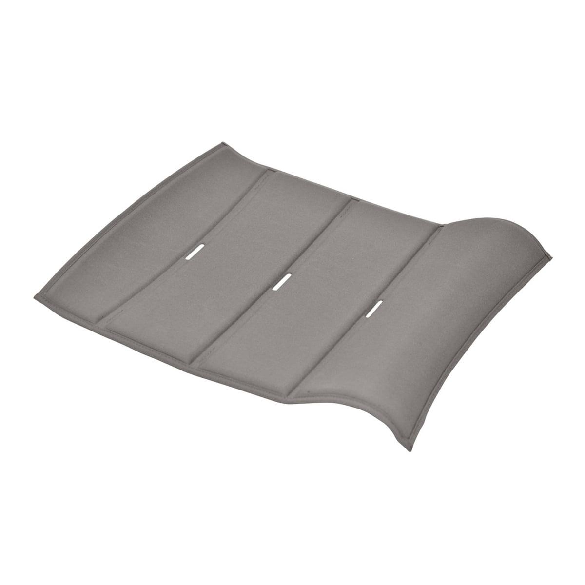 Fermob - Outdoor-Kissen Skin, 45 x 40 cm, taupe | Garten > Gartenmöbel > Outdoor-Sitzsäcke | Taupe | fermob